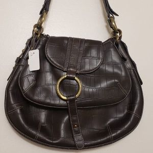 Tommy Hilfiger Double Bag Circle Hand Bag